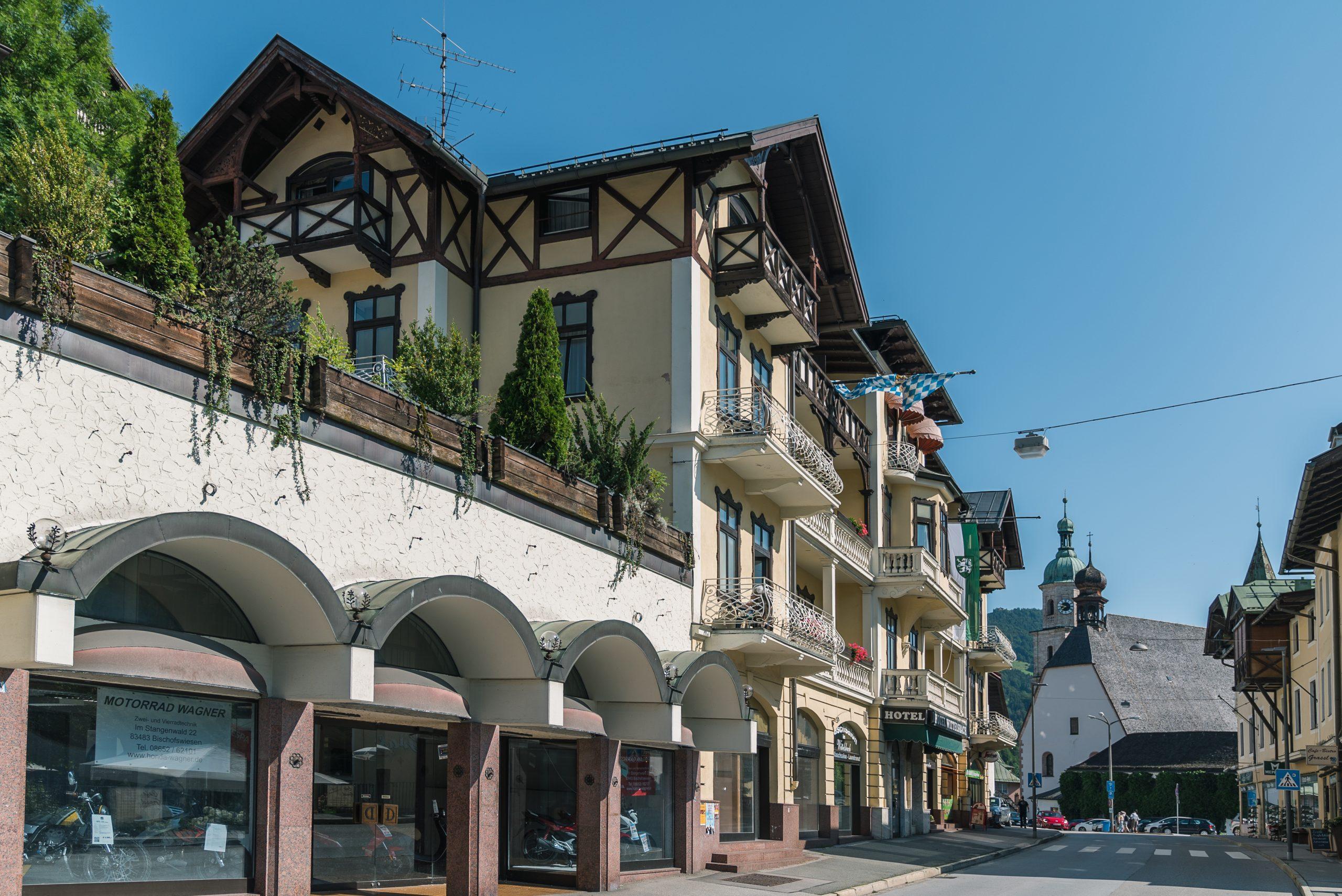 1. Hotel Wittlesbach , Berchtesgaden